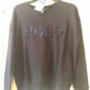 Girls Ralph Lauren sweatshirt